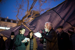 "8me nuit d'occupation de la Place de la Rpublique par le collectif ""Nuit debout"" - Paris, 7 avril 2016 (ND_Paris) Tags: paris france jeunesse revolution greve fra manif manifestation occupation jeune occupy revolte nuitdebout"