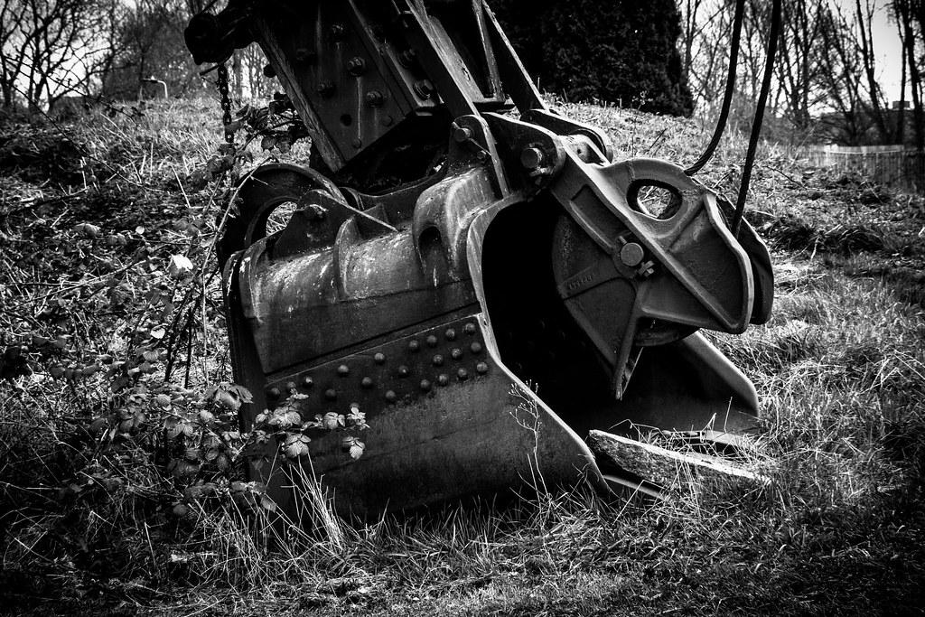vecchie escavatrici a vapore le origini 26173444100_67895bd540_b