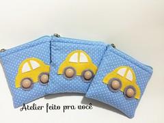 Porta moedas carrinho (Ana Ribeiro2010) Tags: lembrana menino carrinho nascimento maternidade chdebeb lembrancinha portamoedas