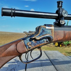 Remington Hepburn #3 Rifle (trapdoor_1873) Tags: 3 rifle hepburn remington