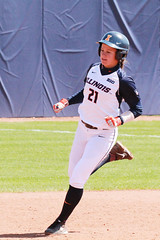 Rounding the bases (RPahre) Tags: softball runner homerun alliebauch