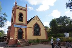 Kyayin Baptist Church, Kalaw (Michael Chow (HK)) Tags: burma myanmar kalaw