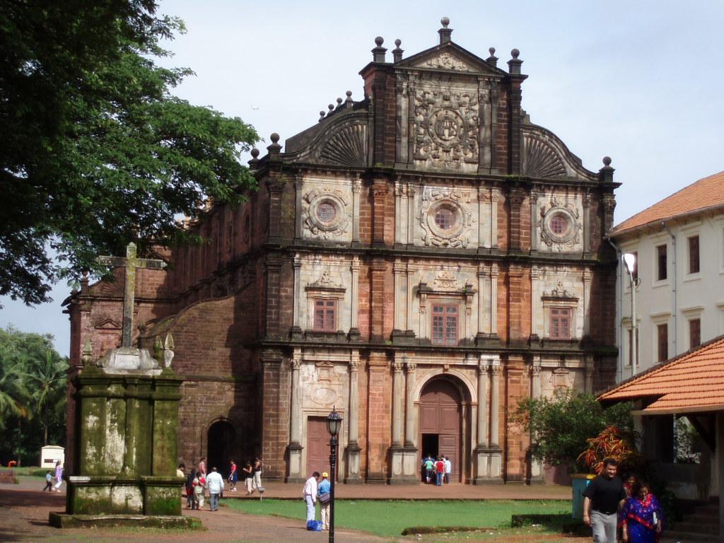 Bom Jesus ở Old Goa