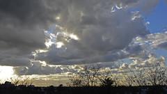 2016.04.07.003 NOISY-LE-GRAND - Coucher de soleil (alainmichot93) Tags: france ledefrance ciel nuages coucherdesoleil 2016 seinesaintdenis noisylegrand