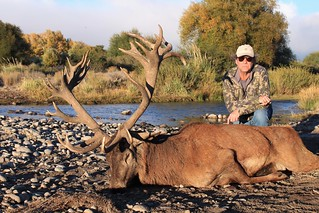Red Stag Hunt Argentina - Patagonia 45
