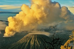 Bromo mountain (wild__n) Tags: morning mountain landscapes flickr eastjava canonind canonphotography