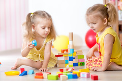 children playing wooden toys at home (yscgpl) Tags: school people baby playing game building cute brick tower home girl childhood smiling kids children fun toys kid construction education pretty child play floor little sister interior room small nursery adorable indoors together cube learning daycare leisure blocks block preschool kindergarten care toddlers playful development elementary active childcare preschooler russianfederation constructor
