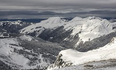 Snowy forests (eye see sound) Tags: snow france alps landscape avoriaz frenchalps