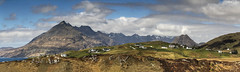 Elgol and the Cuillins (Katybun of Beverley) Tags: skye clouds landscape scotland highlands scenery isleofskye scenic elgol thecuillins
