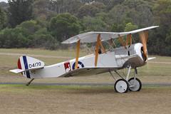 Sopwith Pup replica 3 (joolsgriff) Tags: replica airshow pup sopwith 2016 raafmuseum tyabb vhpsp d4170 ytya peninsulaaeroclub