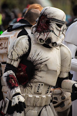 Calgary Comic and Entertainment Expo Parade of Wonders (Michael Mckinney (Find my Twitter @MMckinneypho) Tags: costumes canada calgary star comic fighter order expo cosplay stormtroopers tie first parade ewok entertainment alberta empire ren fi wars pow pilot sci wonders wookie chewbacca 2016 kylo