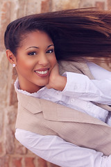 Beauty of a smile (Cristina Tiurean Photography) Tags: portrait woman girl beautiful beauty smile fashion canon happy glamour young ritratto