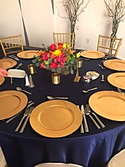 peterson-singh-wedding (1) (FestivitiesMN) Tags: wedding walker walkerartcenter centerpieces 2016 floralcenterpiece apriil navylinen weddingfloral rebeccapeterson chiavarichairs goldcharger petersonsingh