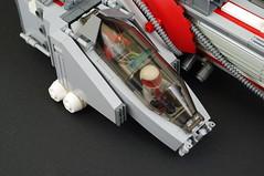 Apogee (rmx  3rd round) (07) (F@bz) Tags: sf lego space remix spaceship rmx moc starfighter