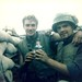 Operation Scotland, Ted Vdorick and Harry Barrs, March 1968