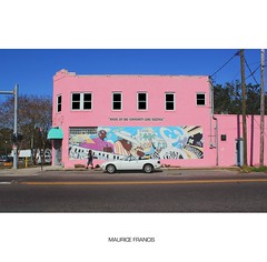 """""""Where Art And Community Come Together"""" (TOG LIFE) Tags: pink light white canon lens francis eos rebel hope is kiss natural florida zoom maurice pride jr na ave keep myrtle jacksonville kit alive 1855mm avenue mazda miata productions efs duval x4 904 2012 roadster korner kozy osd f3556 550d durkeeville t2i osdp canonefs1855mmf3556is"""