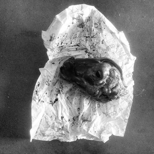 Libero dal peccato #lamb #food #sheep #head #horror #scary #creepy #dead #skull #dark #life #still #nature #naturemorte #blackandwhite #italy #italia #valmontone #roma #picoftheday #photooftheday #instagood #instadaily #bestoftheday #instamood #instalike