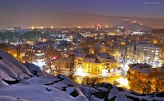 Plovdiv (StoianStoianov) Tags: city winter snow town bulgaria  plovdiv