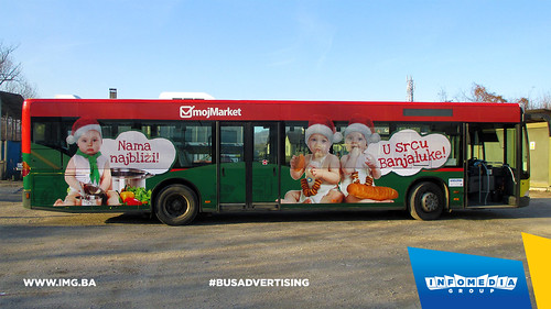 Info Media Group - Moj Market, BUS Outdoor Advertising, Banja Luka 12-2015 (4)