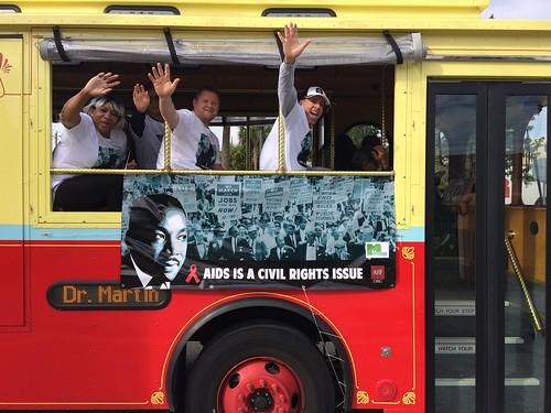 MLK Day Parade 2016 - Fort Lauderdale, FL