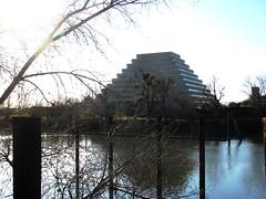 Ziggurat Buildubg 2 (Jack Snell - Thanks for over 26 Million Views) Tags: old building river town sacramento ziggurat