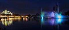 Fête sur les quais d'Auxerre (jjcordier) Tags: laser fête quai abbaye auxerre