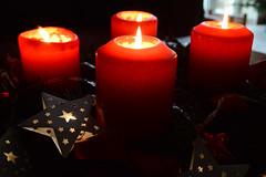 Heiligabend 2015 (simon.stoelben) Tags: christmas light warm candles advent adventwreath holynight christmaseve adventskranz heiligabend 2015