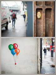 The faces of street art (Mister Rad) Tags: streetart london balloons diptych faces shoreditch citystreets gregos nikond600 nikon50mmf14g