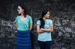 Meghan and Deepa (Premshree Pillai) Tags: india meghan kerala deepa sabbatical kozhikode indiajan16