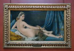 Ingres, La Grande Odalisque, 1814