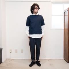 February 01, 2016 at 04:01PM (audience_jp) Tags: fashion japan tokyo audience style snap madeinjapan kouenji  coordinate   ootd        audienceshop  aud1738