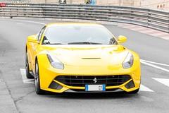 Ferrari F12 Berlinetta (effeNovanta - YOUTUBE) Tags: cars car yellow canon eos video ferrari montecarlo monaco giallo supercar supercars f12 youtube topmarques giallomodena topmarquesmontecarlo canon1100d monacotopmarques ferrarif12berlinetta f12berlinetta