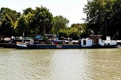 038_BB_Falderntor (Possy 2016) Tags: natur kanal landschaft sigma105mm datteln bunkerboot sigma105mmf28makro tamron16300mmf3563macro tamron16300mm 45711datteln falderntor