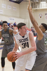 DAVE6015 (David J. Thomas) Tags: men sports basketball athletics arkansas owls scots batesville williamwoodsuniversity lyoncollege