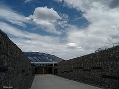 Rock & Sky - 2 (i-lenticularis) Tags: sky rock australia canberra f8 act nationalarboretum p645d a35f35lens