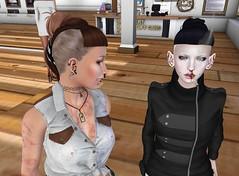So.. We demo'd hair today (Enigma Rae) Tags: girls love nova fashion hair demo us mesh shaved enigma runaway bff