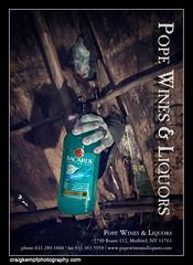 Bacardi Zombie Rum (Craig Kempf) Tags: newyork pope canon zombie longisland liquor booze undead rum bacardi product productphotography craigkempf