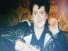Creeps Albion pub hudds 78/79ish (huddsfilm1) Tags: leather sex punk drink sid culture clash smoking jacket 70s 1977 pistols harrington subculture seditionaries