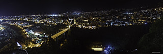 panorama ville st denis de nuit copie