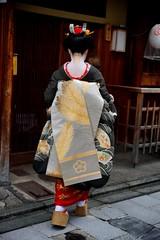 (-7 (nobuflickr) Tags: japan kyoto maiko geiko       miyagawachou 20160118dsc08957