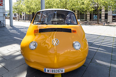 Dicke Backen (duesentrieb) Tags: auto sculpture art car vw germany volkswagen deutschland artist kunst skulptur vehicle wolfsburg fahrzeug knstler niedersachsen lowersaxony erwinwurm pkw
