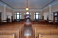 Putnam CC Bench (iluvweknds) Tags: county rural missouri mendota livonia unionville countycourthouse countyseat putnamcounty