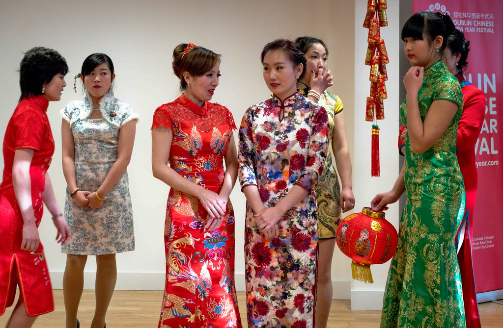 CHINESE COMMUNITY IN DUBLIN CELEBRATING THE LUNAR NEW YEAR 2016 [YEAR OF THE MONKEY]-111634