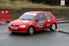 legend fire rally 2016 | 106 | T462 BKV (Jgalea14) Tags: red white window glass grass wheel wall canon fire mirror rally 106 round demon physics barrier 53 legend blackpool peugeot rotary fleetwood tweeks 100d msvr