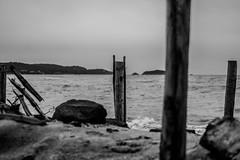 France (Jrmy Deberdt) Tags: sea sky france sand wind sony rainy a58