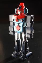 Combattra (Donald Deveau) Tags: toy robot japanesetoy diecast shogunwarriors combattra