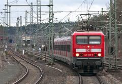 S-Bahn S2 at Dutzendteich (Erie Limited) Tags: db sbahn nrnberg 143 nrnbergdutzendteich