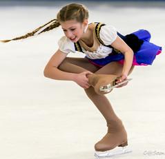 DSC_2602 (Sam 8899) Tags: color ice beauty sport championship model competition littlegirl figureskating