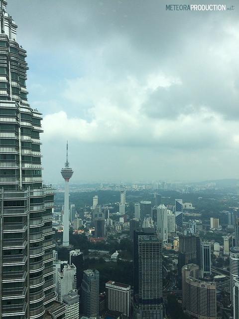 KLCC + KL Tower + KL