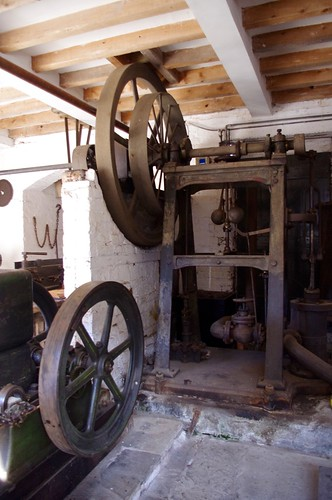 Steam Powered Saw Mill